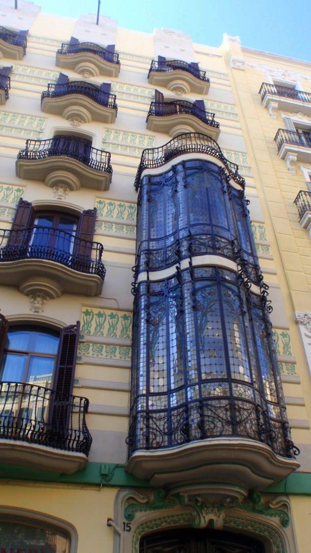 Balconies In Barcelona Building Barcelona Architecture Amazing Architecture Unique Architecture