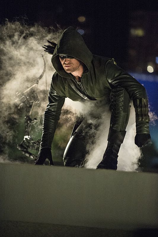 Arrow Season 3 Premiere Photos Show Off Arsenal, Ray Palmer, Vertigo and More | Comicbook.com