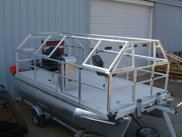 duck boats   This is a custom duck boat that has railing to support a custom camo ...   Duck ...