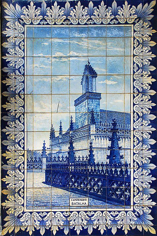 1720 best azulejos de portugal images on pinterest for Azulejo azul