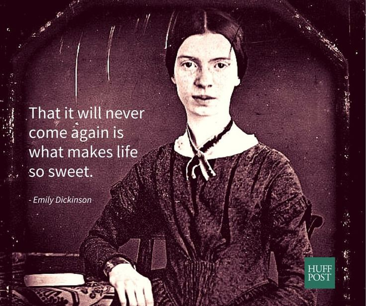emily dickinson biography Emily dickinson was an american poet who, despite the fact that less than a dozen of her nearly eighteen hundred poems were published during her lifetime.