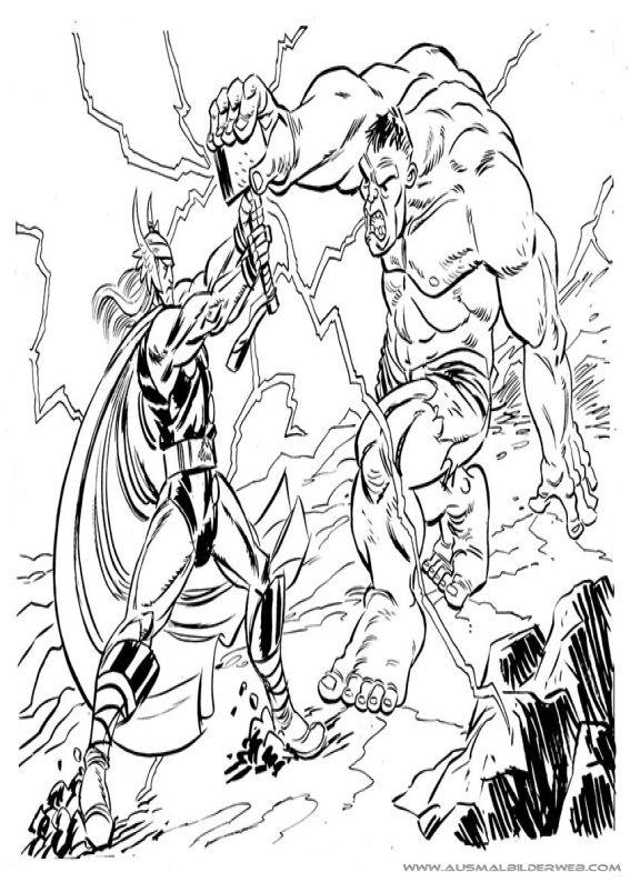 Hulk Ausmalbilder Zum Drucken 1104 Malvorlage Hulk: 18 Besten Hulk Coloring Pages Bilder Auf Pinterest
