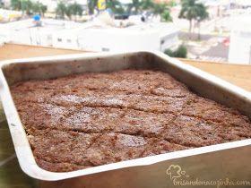 Receita deliciosa de quibe assado recheado com cream cheese e cebolas crocantes