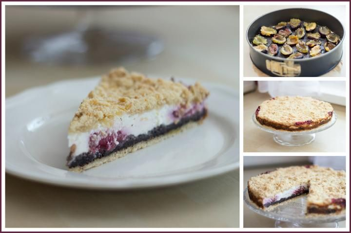 Rádi jíme - aneb vaření a pečení u nás doma - Drobenkový koláč tvaroh – švestky – mák - Album uživatelky zzuzziik - Foto 124