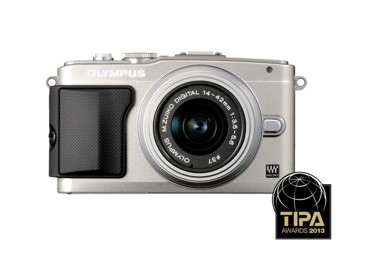 Olympus PEN E-PL5. TIPA Award 2013