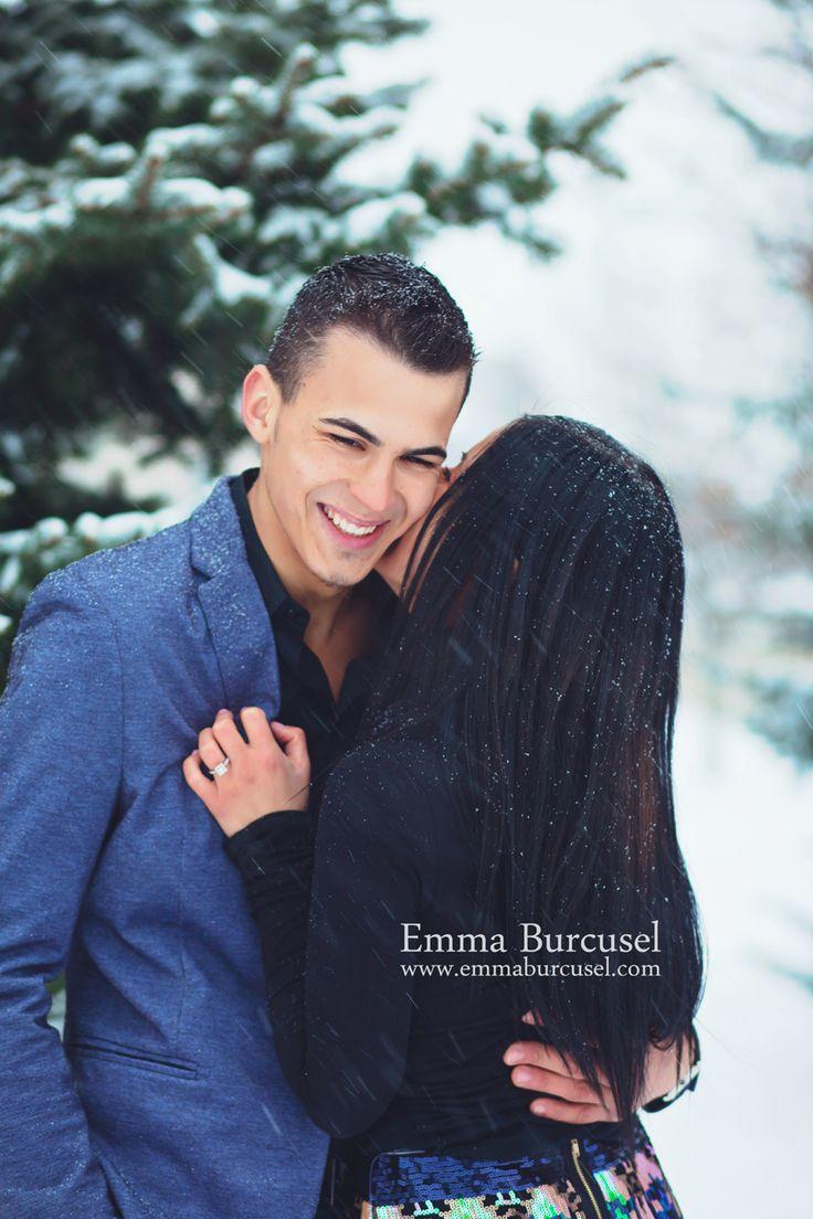 Cute Winter Couple Picture Ideas