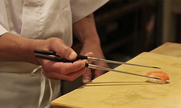 Sushi Master Naomichi Yasuda Teaches the Proper Way to Eat Sushi • Highsnobiety