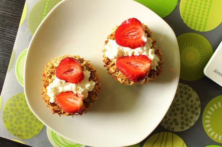 Jeśli lubicie jeść słodkie śniadania, kochacie, kiedy wasze zdrowe posiłki…