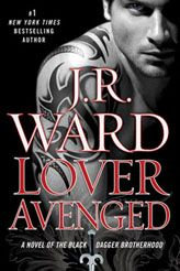 Lover Avenged by J.R. Ward See McBride's Moxy Book Review at www.sloanmcbride.com