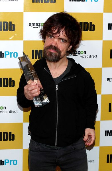 Peter Dinklage Photos Photos - Actor Peter Dinklage, recipient of the STARmeter Award, attends The IMDb STARmeter Award Ceremony & The Amazon Video Direct Inaugural Filmmaker Awards during the 2017 Sundance Film Festival on January 23, 2017 in Park City, Utah. - The IMDb STARmeter Award Ceremony & The Amazon Video Direct Inaugural Filmmaker Awards - 2017 Sundance Film Festival In Park City - 2017 Park City