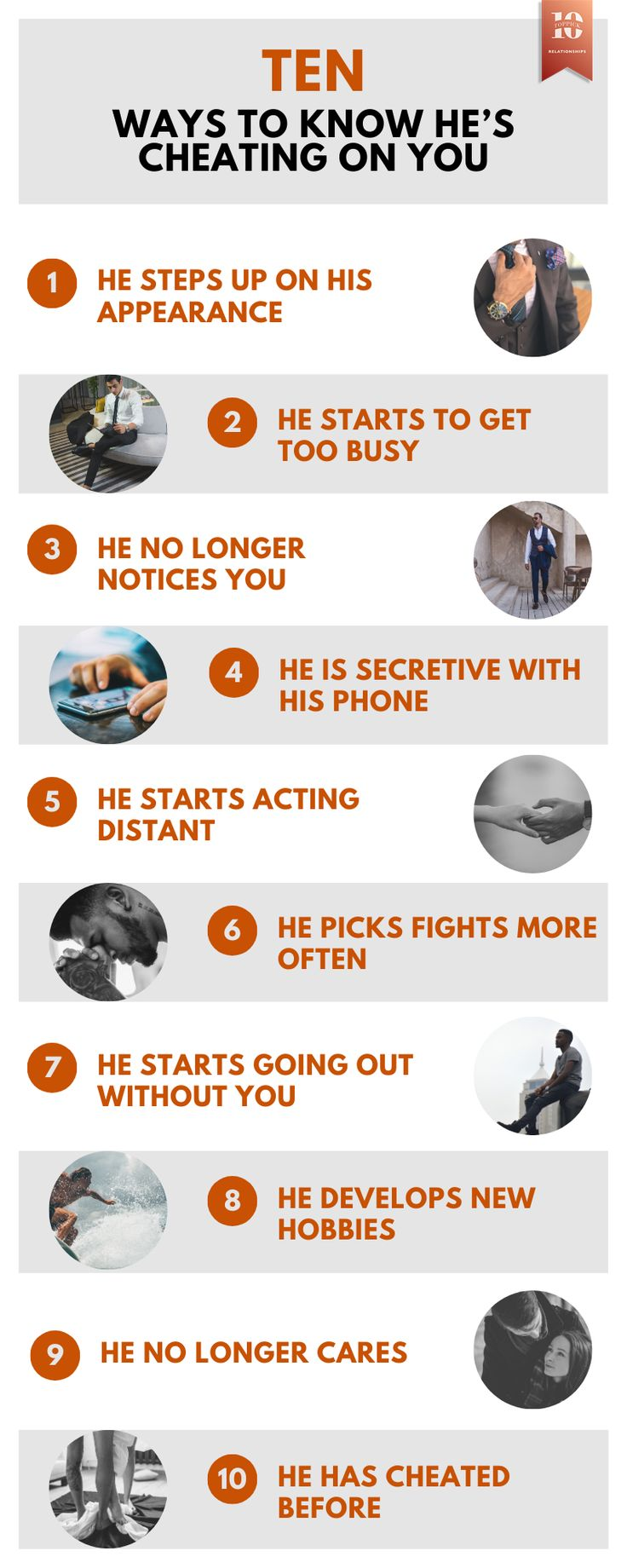 how to know if your girlfriend is cheating on you quiz