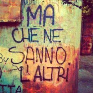 Scritte sui Muri | Ignari