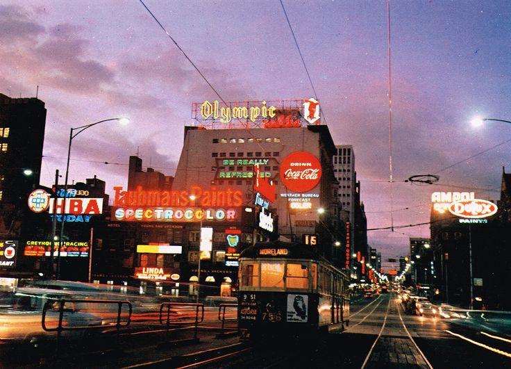 60s Melbourne The Island Continent Australia