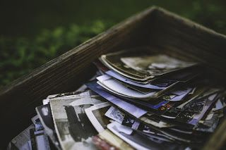 Troszkę wspomnień oraz teraźniejszości w jednej piśmiennej pigułce :) A little memories and the present in a nutshell literate :)