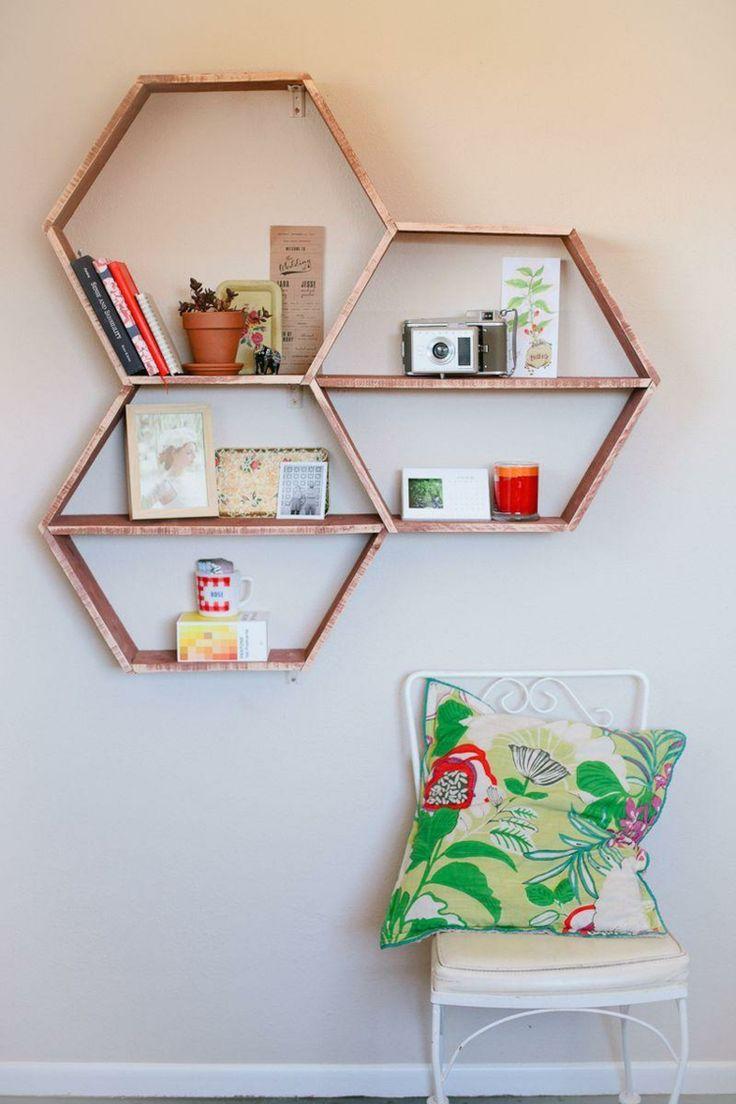 1000 idées sur le thème Étagères Murales Décoratives sur Pinterest ...