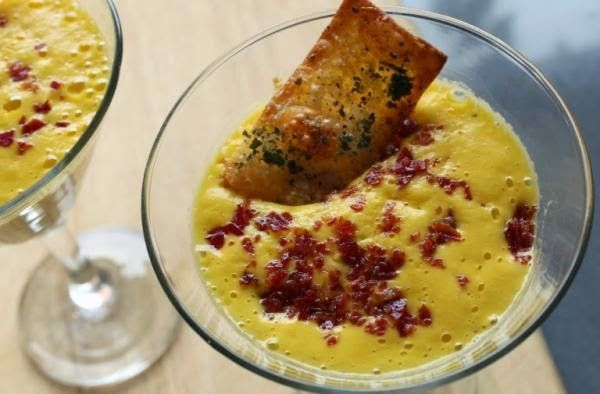 Foam pumpkin recipe ~ FOOD AND DRINK RECIPES
