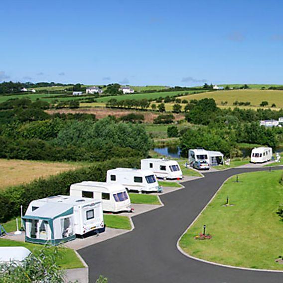 Wo sind die schönsten Campingplätze in Irland?