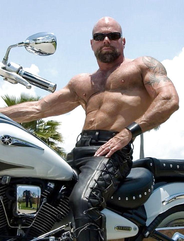 from Kellan gay biker bears