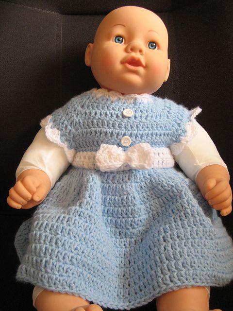 Easy Doll Crochet Patterns For Beginners : 17 Best images about crochet baby dolls on Pinterest ...