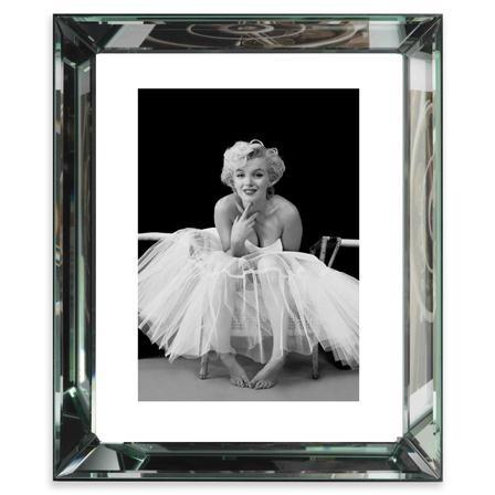 Marilyn Monroe, Ballerina, Framed Art Print, 88 x 68cm | ART ...