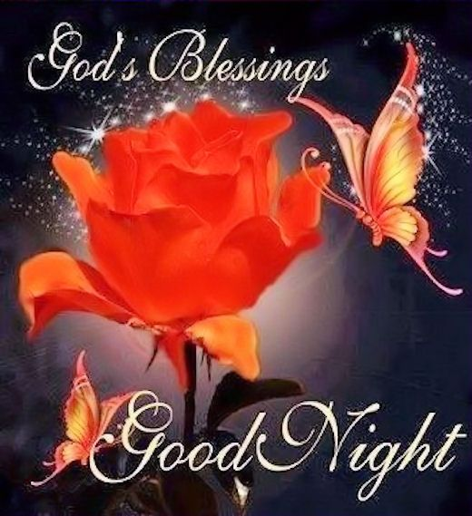 good night blessings - Google Search