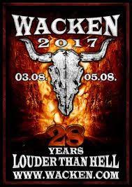 Photogallery of fans/people at Wacken 2017->http://www.heavymetalandmore.pl/2017/09/fani-na-wacken-open-air-2017-galeria.html
