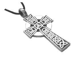 Celtic Irish Cross Pewter Pendant Necklace Dan Jewelers. $14.57. Hypoallergenic. Dan Jewelers has tens of thousands of positive feedbacks across the internet.. Good value. Does not tarnish. Satisfaction guaranteed.. Save 27%!