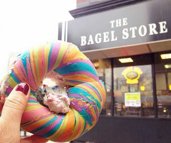 The Bagel Store - Brooklyn