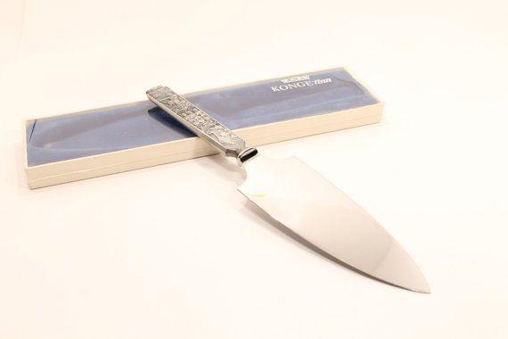 Pie Lifter Cake Server Pie Server Cake Knife by ClockworkRummage, $15.00