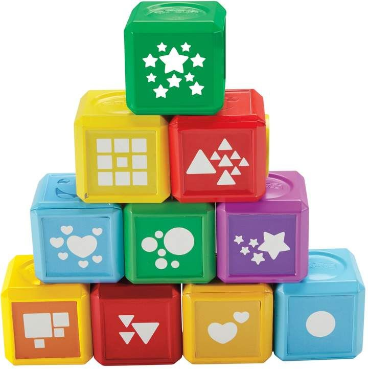 Fisher Price Laugh Learn First Words Number Blocks Indoor Toys Fisher Price Learning Toys
