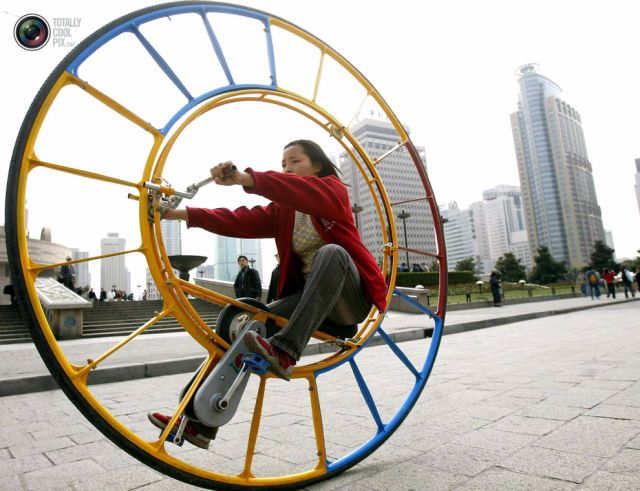 Weird Inventions Made by the Chinese (17 pics) - Izismile.com