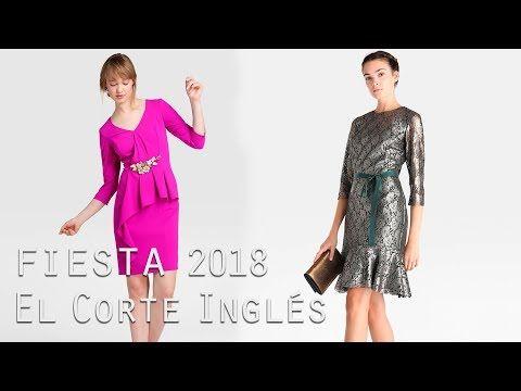 730d004a40 VESTIDOS PARA MADRINAS DE BODA Y BAUTIZOS EN TENDENCIA DE MODA PARA MUJER  2018 - YouTube