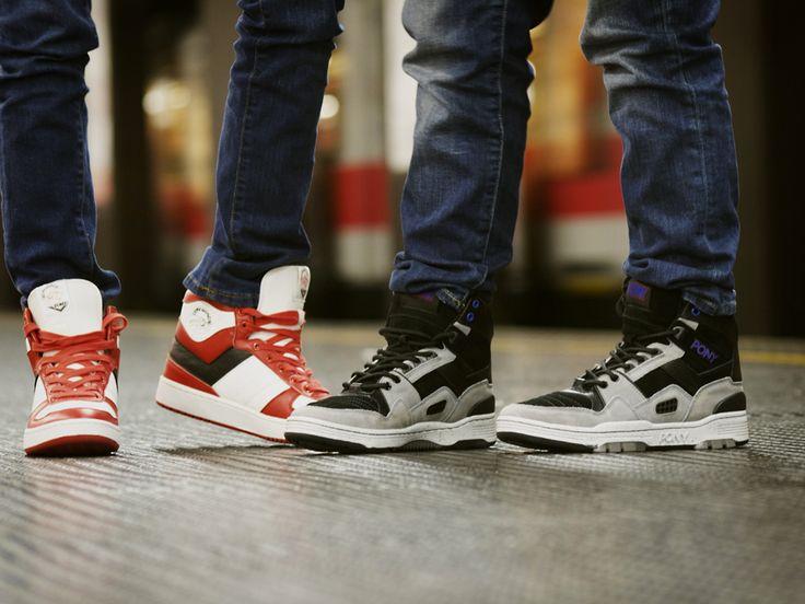 L'ultima tendenza in fatto di sneakers arriva direttamente dagli Stati Uniti.