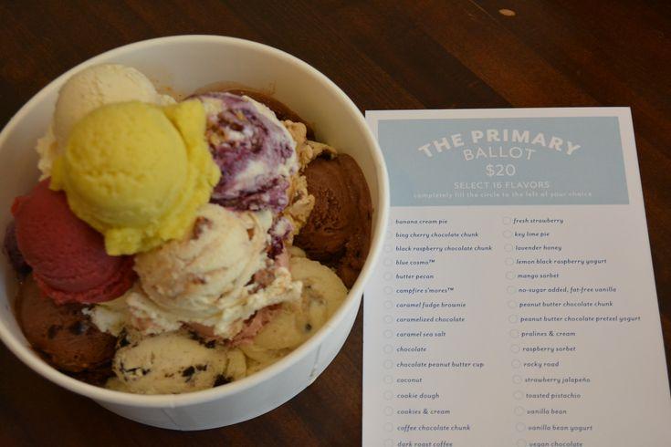 RNC: Cleveland Ice Cream Shop Creates Crazy Sundae