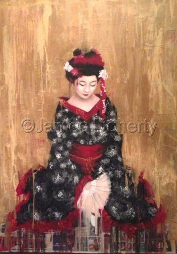 James Doherty geisha