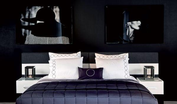 """Met het creëren van een totaal concept """"lean back"""", wil Jan des #Bouvrie een eigen beleving geven aan de #slaapkamer, waarbij het belangrijkste element, het #bed, de basis blijft."""