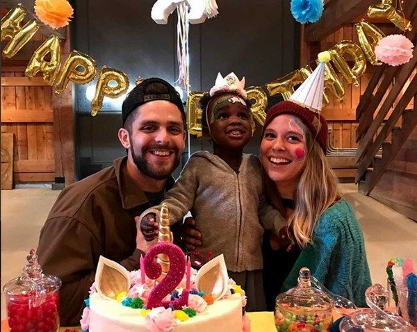 Thomas Rhett and Lauren Akins Threw Willa Gray the Most Magical 2nd Birthday Party Ever