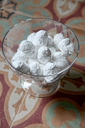 Visit Greece | Spetses Almond Sweets
