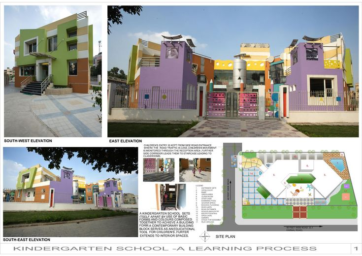 Play School Front Elevation : Images about school on pinterest ground floor media