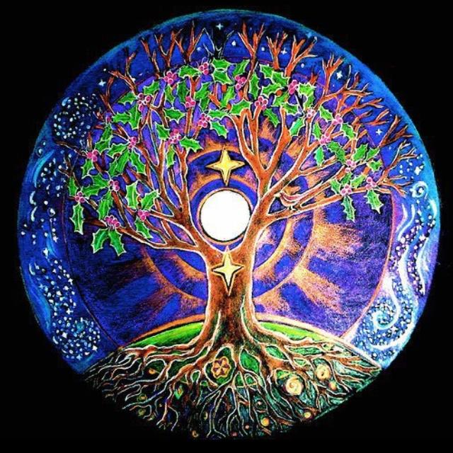 хочу поделиться фото дерево жизни вселенная более