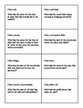 Cell organelle riddles worksheet answers