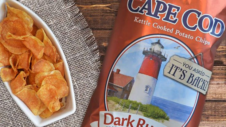 Cape Cod Potato Chips Are Staying on Cape Cod Where They Belong (and More Updates)