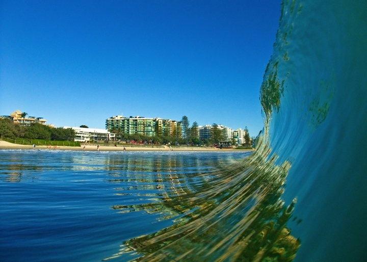 photo of Mooloolaba Beach, Sunshine Coast, Australia by Sushinesurfsafari