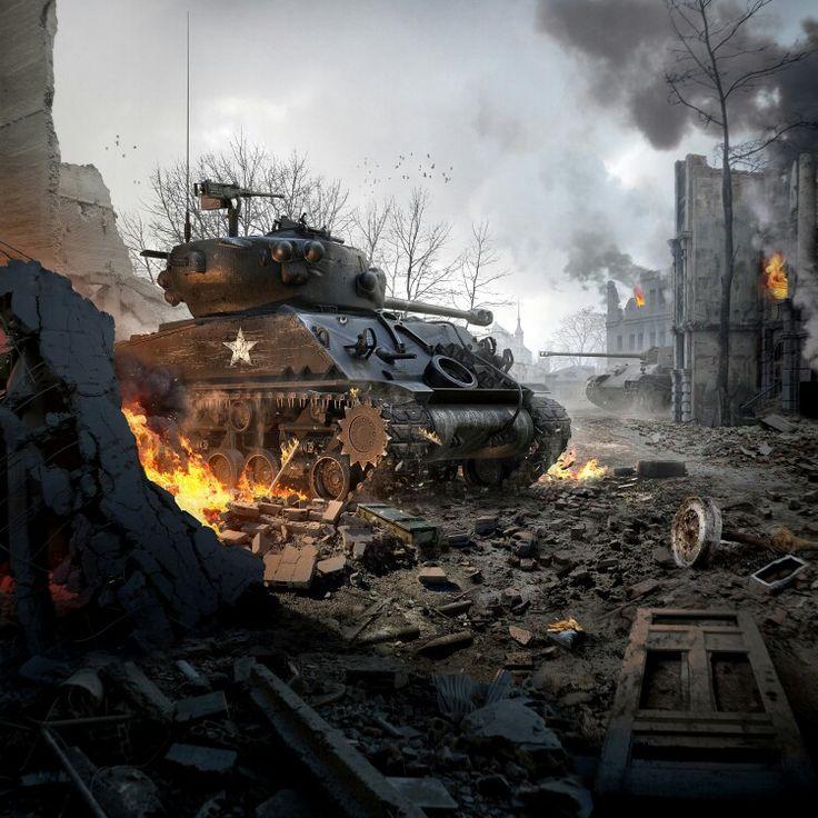 WoT Damages http://www.craxtexter.com/world-tanks-damages/