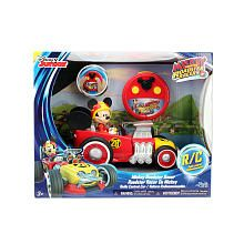 Disney Junior Mickey and the Roadster Racer Radio Control Car - Red