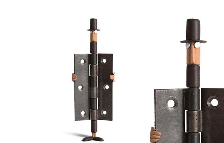 Everyday Objects Turn Into Awesome Playful Characters By French Artist Gilbert Legrand – The Awesome Daily - Your daily dose of awesome