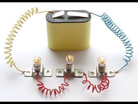 CIRCUITOS ELÉCTRICOS: concepto y ejemplos