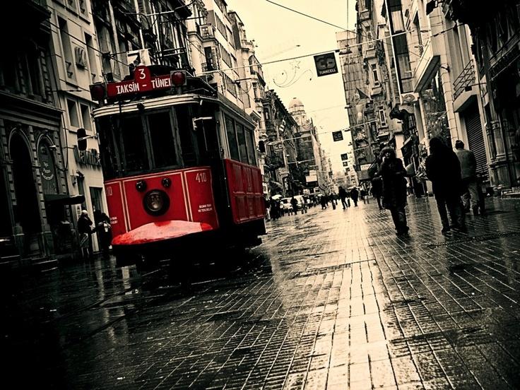 İstiklal Street