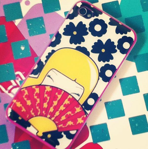 #iphone #case #cover #skin #geisha