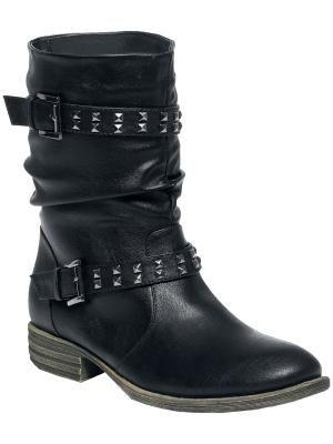 #Biker Ladies #Boots por Brandit $39.99 ( EUROS)  en EMP... la mayor tienda online de Europa de Merchandising oficial de bandas de Metal, Hard Rock , Heavy, Ropa Gótica , Punk y todo lo que te hace falta para vivir el Rockstyle en toda su dimensión. EMP Rock Mailorder >> http://emp.me/BVQ - https://www.facebook.com/EMP.SPAIN